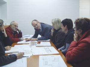 Arbeitskreissitzung am 7.11.2011